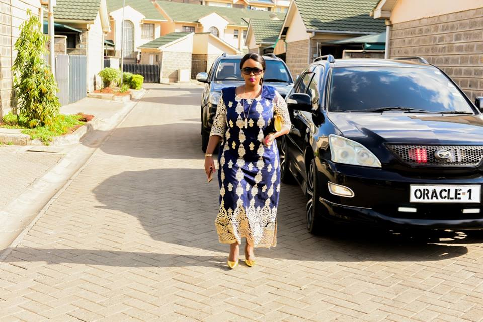 "43703351 2213950622220573 6926371905742045184 n - Rolling like a queen! Check out photos of Rev Lucy Natasha's expensive ""Oracle 7"" Mercedes Benz"
