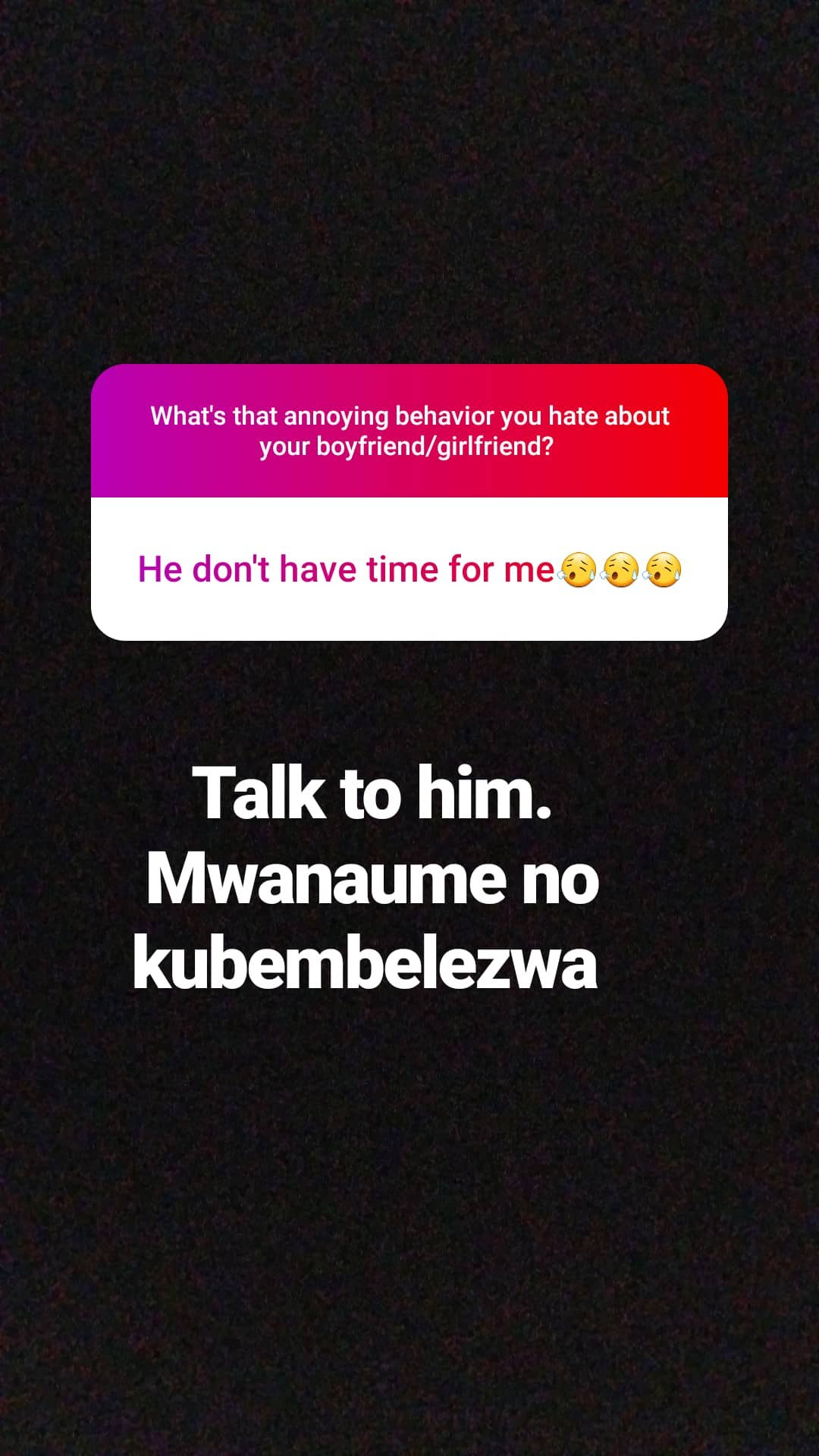 44262441 500365360446427 7300027330091572942 n - Kenyans narrate most annoying behaviours they hate about their spouses