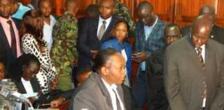 Shix Kapienga in court