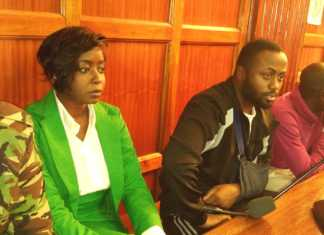 Jacque and Joe in court