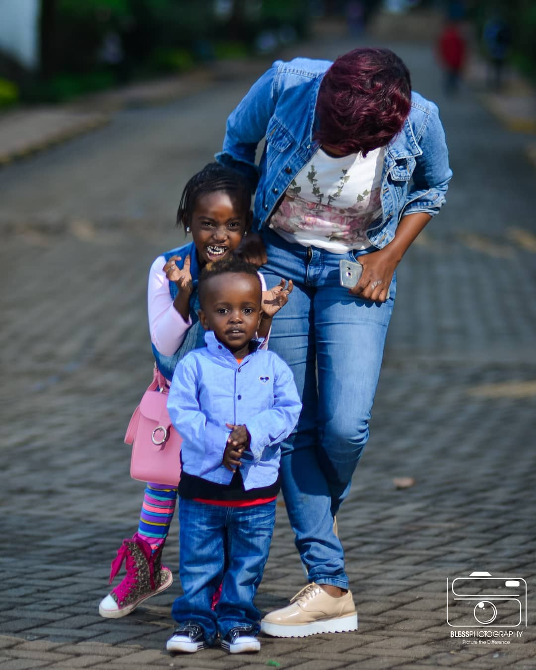 Bayo kids - Who Knew Pastor Kanyari Could Have Such A Beautiful Daughter? (Photos)