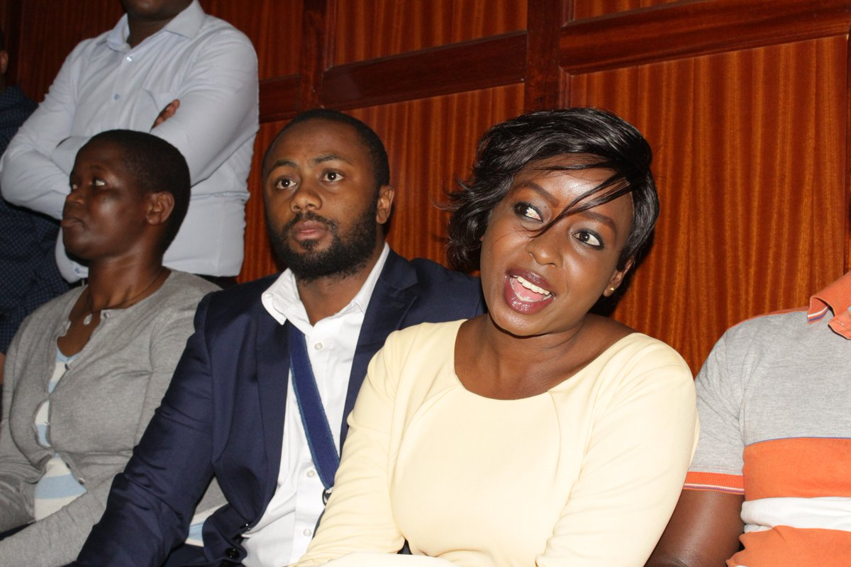 Dqv3DMbWkAA0ggP - From crying, slaying to ignoring each other: All the photos you did not see from Jacque Maribe and Jowie's court hearings