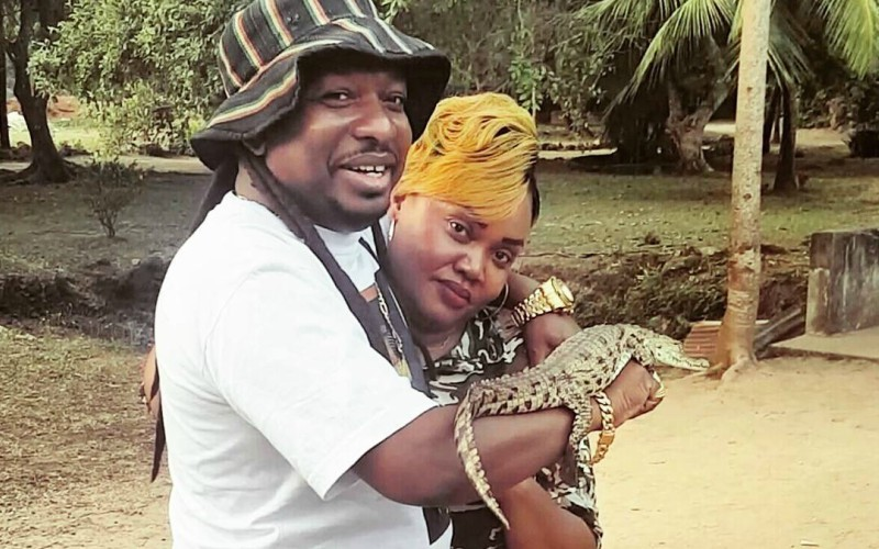 Governor Sonko - Mike Sonko reveals scary moment Flying Squad shot at his wife and kids