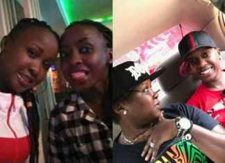 Jacque and Cate Maribe