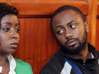 Jowie Maribe court case 333x250 - From crying, slaying to ignoring each other: All the photos you did not see from Jacque Maribe and Jowie's court hearings