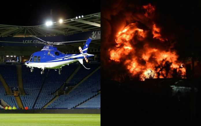Leicester City's owner chopper crush