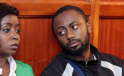 Maribe Irungu - From crying, slaying to ignoring each other: All the photos you did not see from Jacque Maribe and Jowie's court hearings