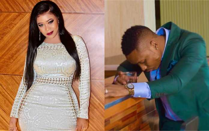 Otile Brown vs Vera Sidika