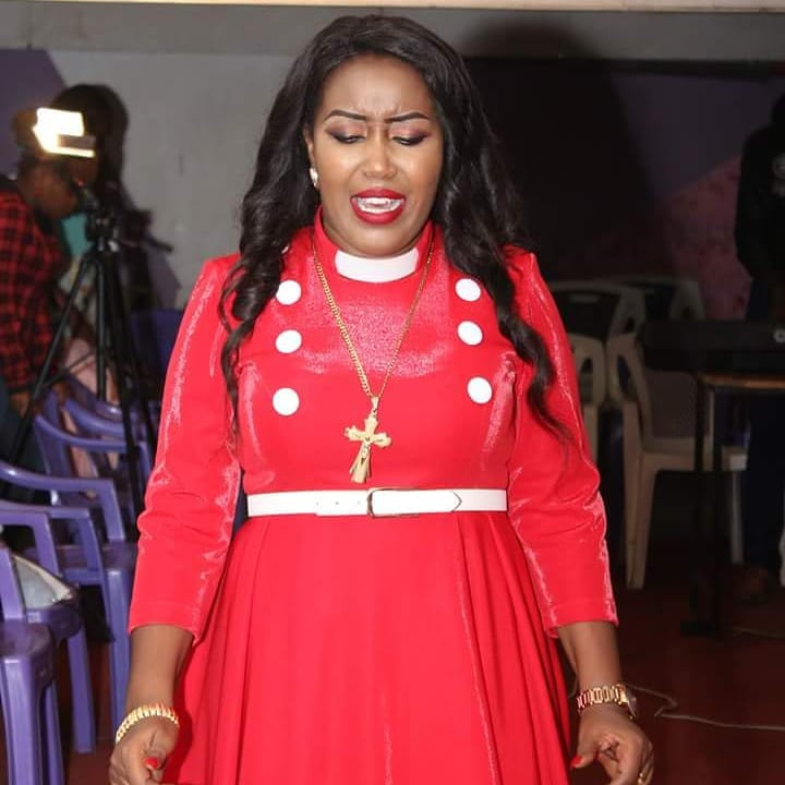 32225424 256269811590660 4478384149253586944 n - Mrembo wa Yesu! Check out photos of Prophetess Monicah's unique dress code