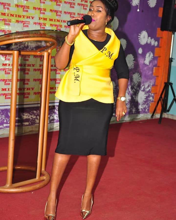 34291498 2281623928533772 6121631382503424000 n - Mrembo wa Yesu! Check out photos of Prophetess Monicah's unique dress code