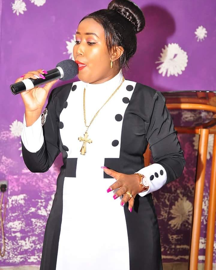 34374409 876263102566345 8733044594519834624 n - Mrembo wa Yesu! Check out photos of Prophetess Monicah's unique dress code