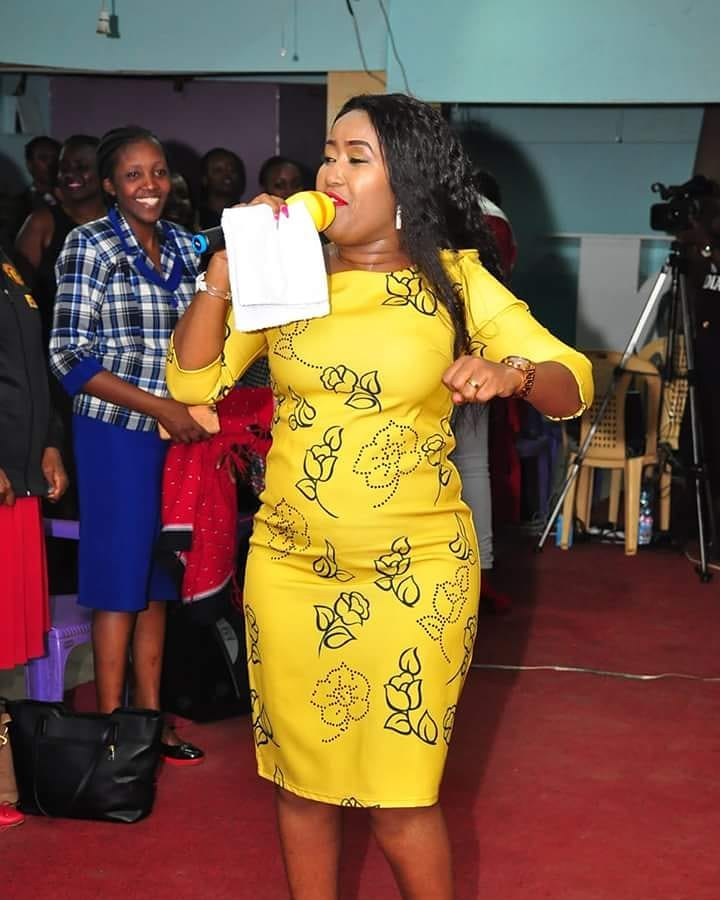 38162672 508731906263999 7287514239416139776 n - Mrembo wa Yesu! Check out photos of Prophetess Monicah's unique dress code