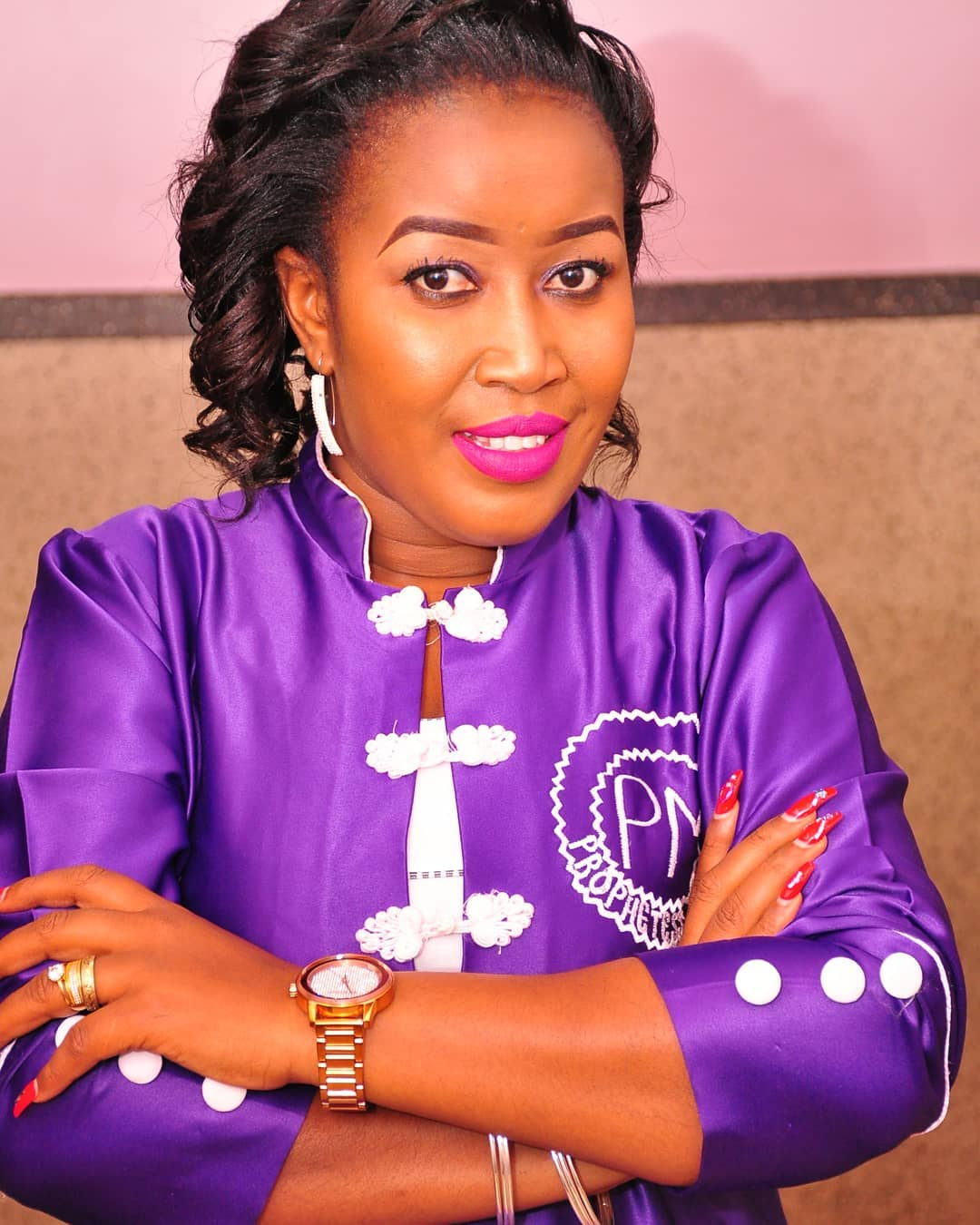 40034198 153654108890987 9071155519312769137 n - Mrembo wa Yesu! Check out photos of Prophetess Monicah's unique dress code