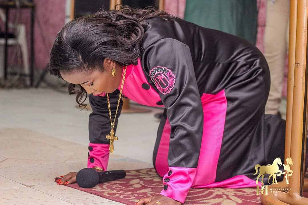 40969393 136583483961366 9169360643169811413 n - Mrembo wa Yesu! Check out photos of Prophetess Monicah's unique dress code