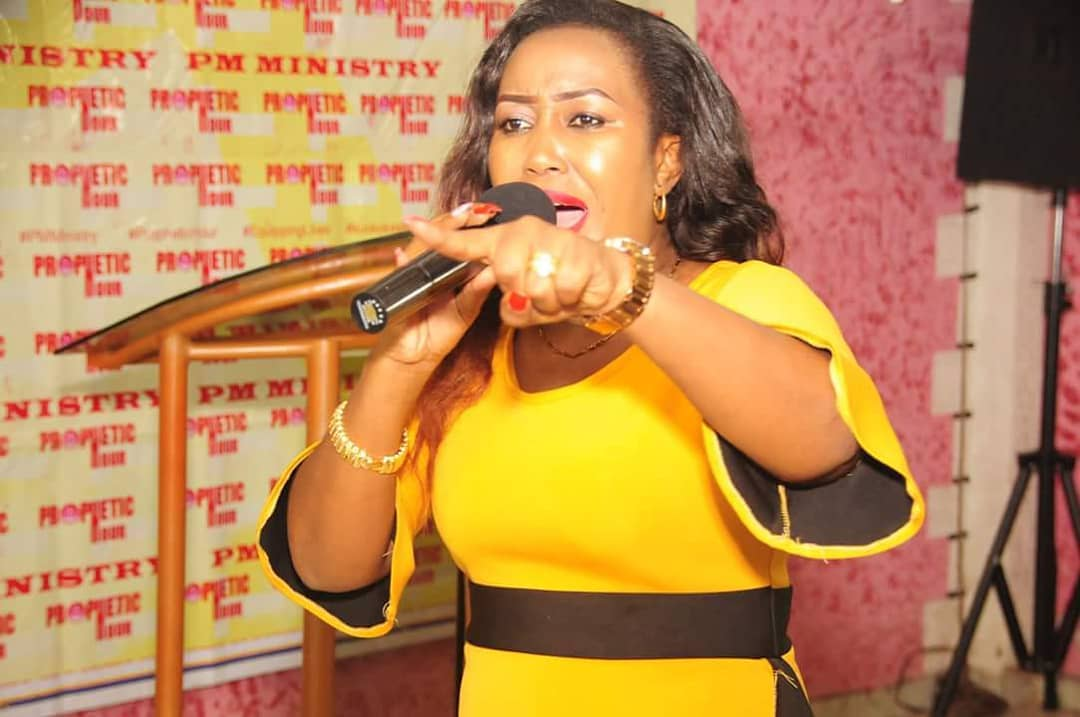 42376303 171083527156887 9215362482342136403 n - Mrembo wa Yesu! Check out photos of Prophetess Monicah's unique dress code