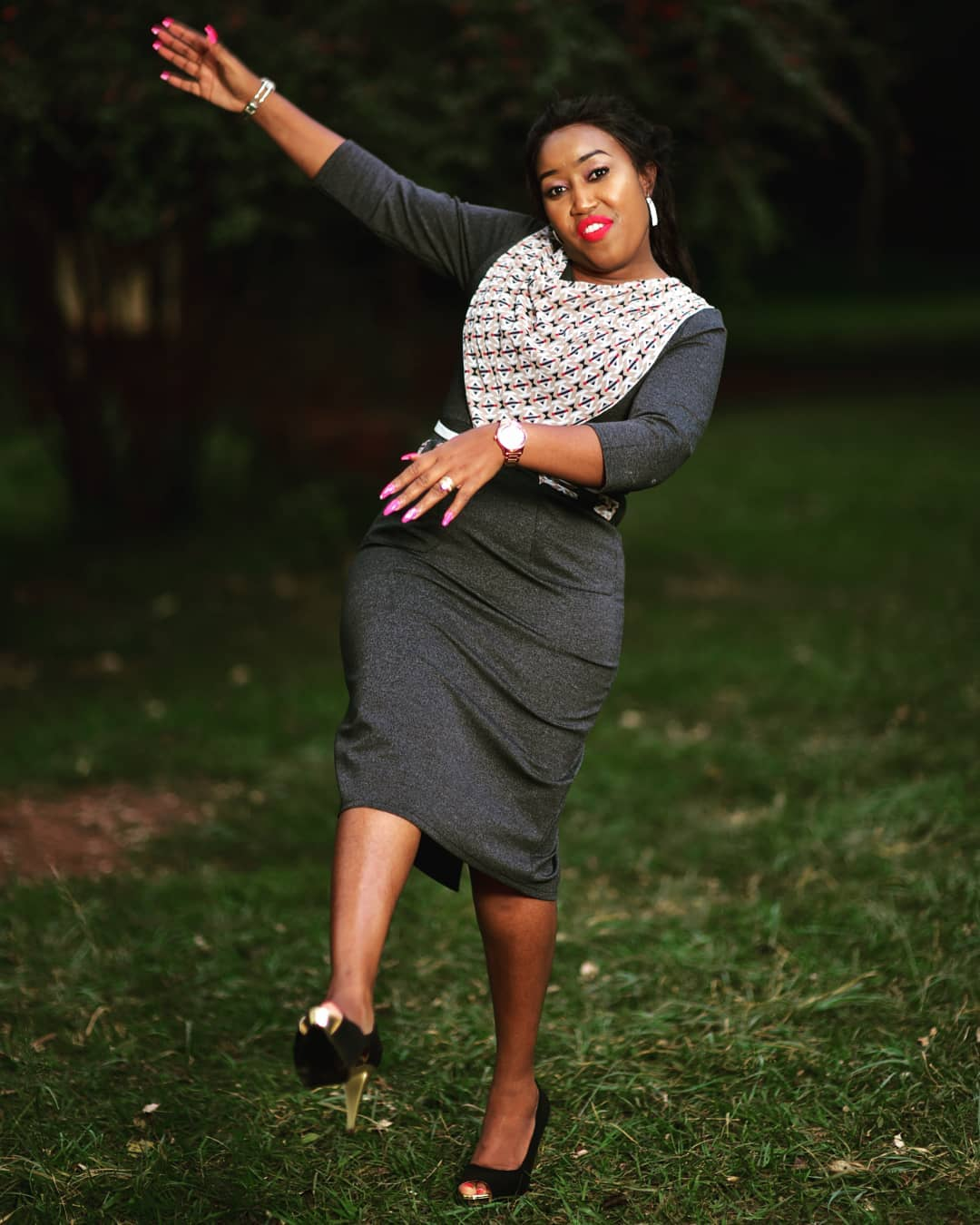 42790691 1103628696454171 8105753983735041312 n - Mrembo wa Yesu! Check out photos of Prophetess Monicah's unique dress code