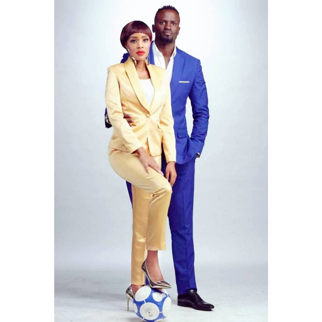 Image result for joey muthengi and Mariga