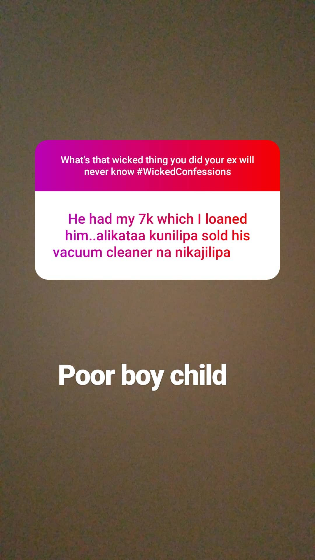 43817980 2142935215927057 2863392062440829268 n - 'I smashed his brother, cousin and father,' Wicked things Kenyans hid from their exes