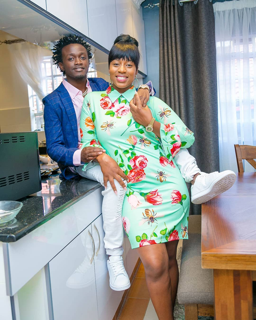 44212176 1986673434965489 5167859594580461537 n - 'All that matters is that I love Bahati', Diana Marua tells off ageist critics