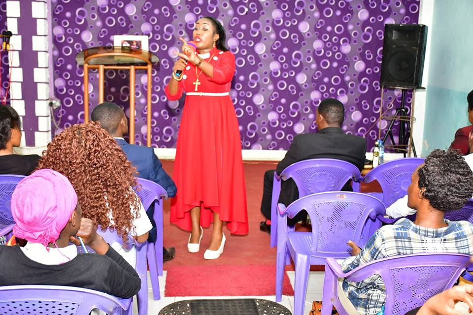 44265578 1134326060051554 8765429906357092352 n - Mrembo wa Yesu! Check out photos of Prophetess Monicah's unique dress code
