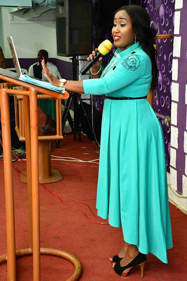44674116 1138266499657510 5435800915799965696 n - Mrembo wa Yesu! Check out photos of Prophetess Monicah's unique dress code