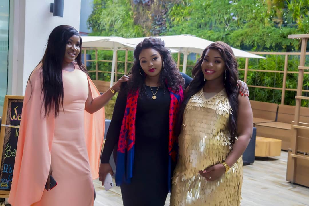 Risper Faith's baby shower