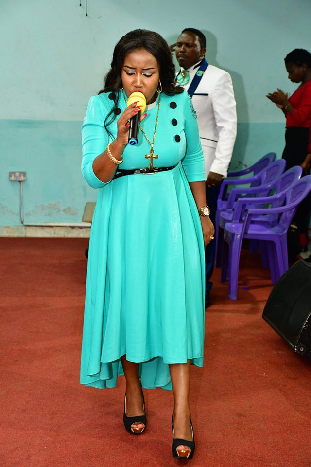44756308 1138267249657435 5148728372636942336 n - Mrembo wa Yesu! Check out photos of Prophetess Monicah's unique dress code