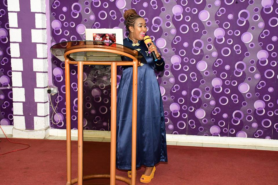 45089368 1142442532573240 8793014252211273728 n - Mrembo wa Yesu! Check out photos of Prophetess Monicah's unique dress code