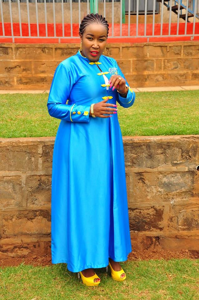 45294301 1144325212384972 8873483848936062976 n - Mrembo wa Yesu! Check out photos of Prophetess Monicah's unique dress code