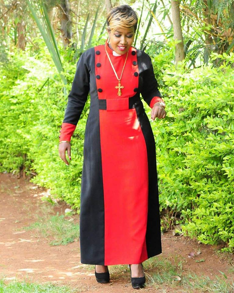45410552 1145354365615390 269563078188728320 n - Mrembo wa Yesu! Check out photos of Prophetess Monicah's unique dress code