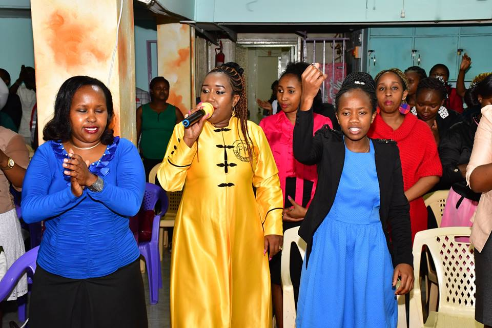 45685684 1147015522115941 5515968937101099008 n - Mrembo wa Yesu! Check out photos of Prophetess Monicah's unique dress code