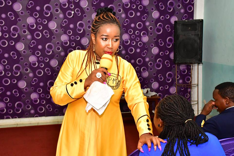 45711725 1147014695449357 7920030942066900992 n - Mrembo wa Yesu! Check out photos of Prophetess Monicah's unique dress code