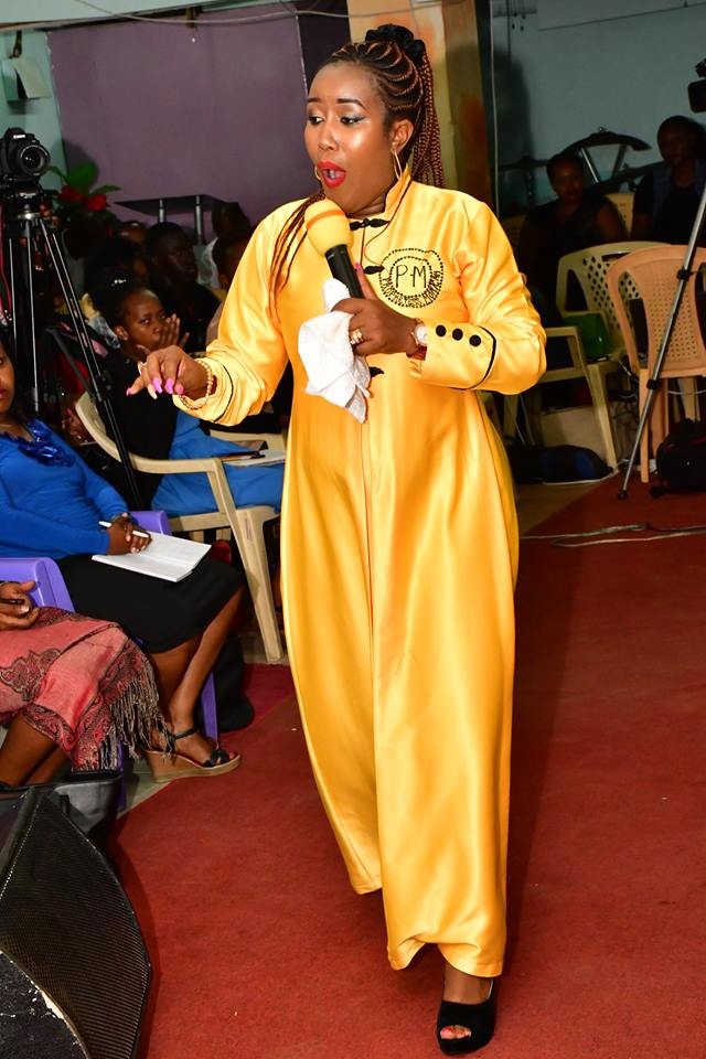 45827574 1147015692115924 5974801869585776640 n - Mrembo wa Yesu! Check out photos of Prophetess Monicah's unique dress code