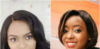 Maribe and Size 8