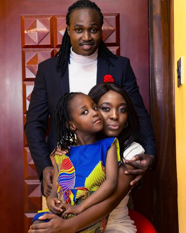 IMG 8459 - Nyce Wanjeri celebrates first birthday after parting ways with hubby