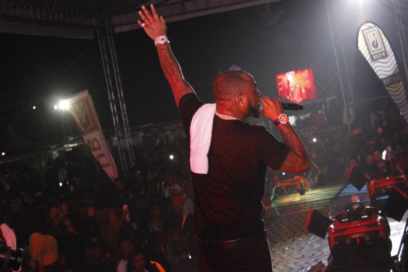 Davido's 30 billion concert