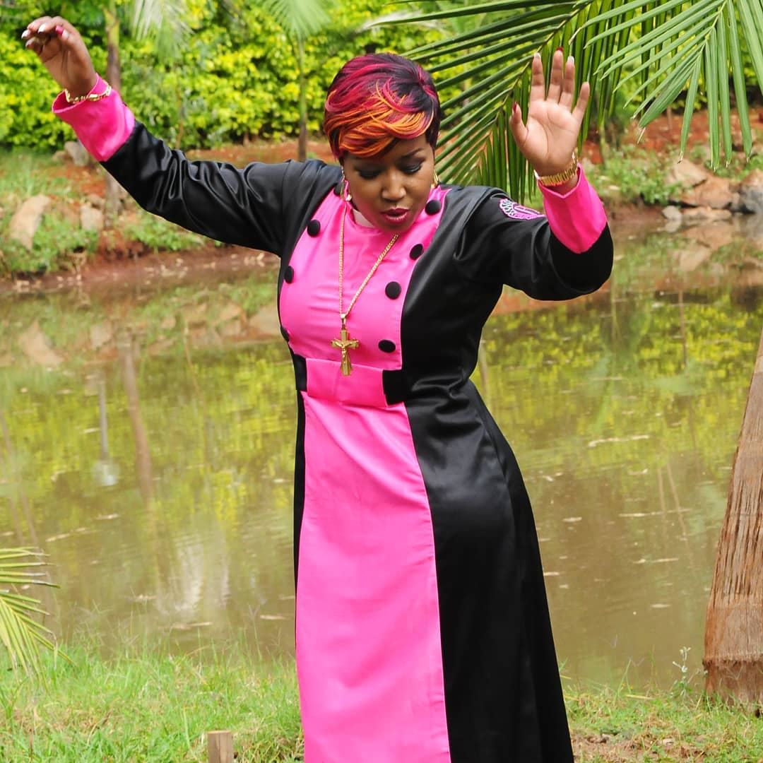 Prophetess Monica kENYA - Mrembo wa Yesu! Check out photos of Prophetess Monicah's unique dress code