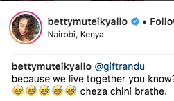 betty kyallo fan