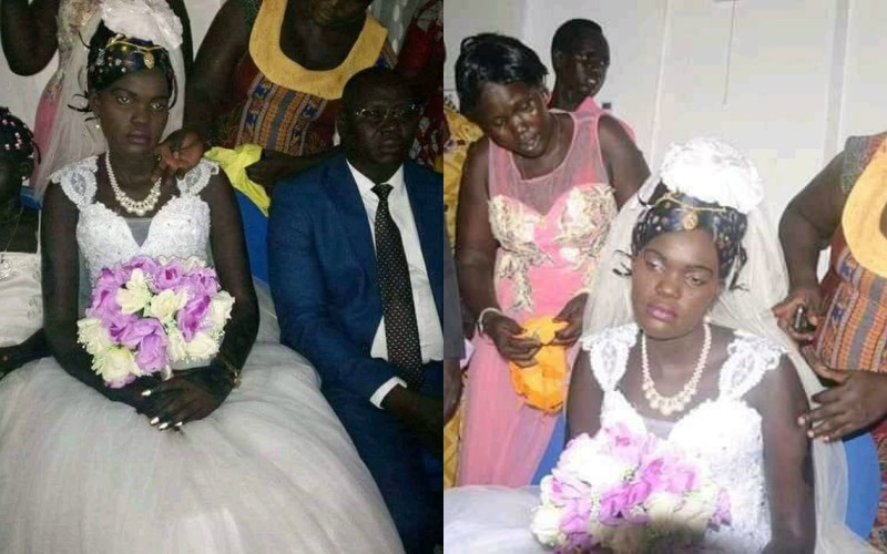 500 Cows  1M For Dowry Photos Of Sudanese Bride Nyalong -1436