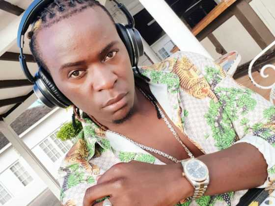 Willy Paul rocking fake stuff 560x420 - From Luhya to Maasai: Kenyan tribes with handsome men