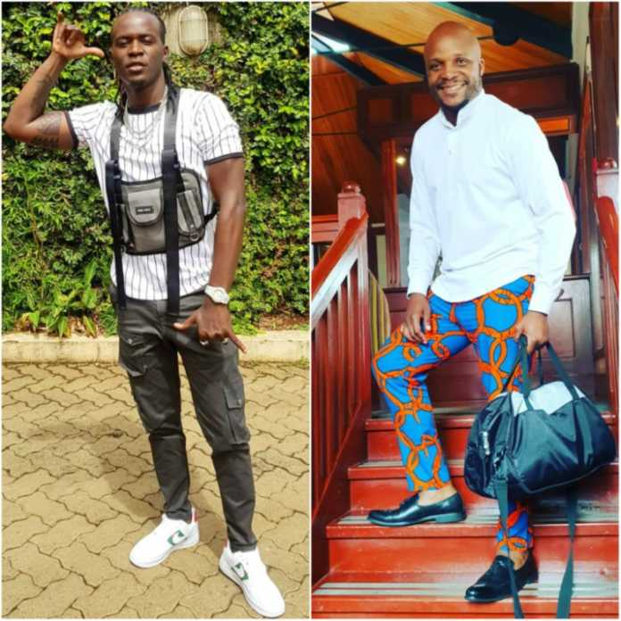 Jalang'o vs Willy Paul