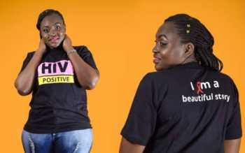 Beautiful Doreen Moraa 350x219 - 'I was born with the HIV,' Read this inspiring message by a 27-year-old Kenyan woman