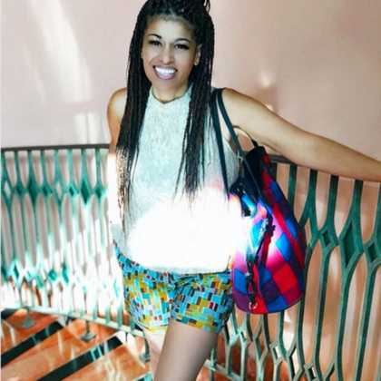 Julie Gichuru KENYA 420x420 - Meet The Light Skinned Celebrities Running Kenya's Showbiz (PHOTOS)
