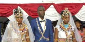 Kajiado wedding
