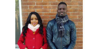Joey Muthengi and Mariga