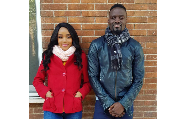 Muthengi Mariga - Mariga sends birthday message to his 'greatest treasure' – his daughter
