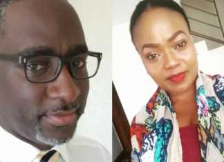 Robert Burale and ex-wife