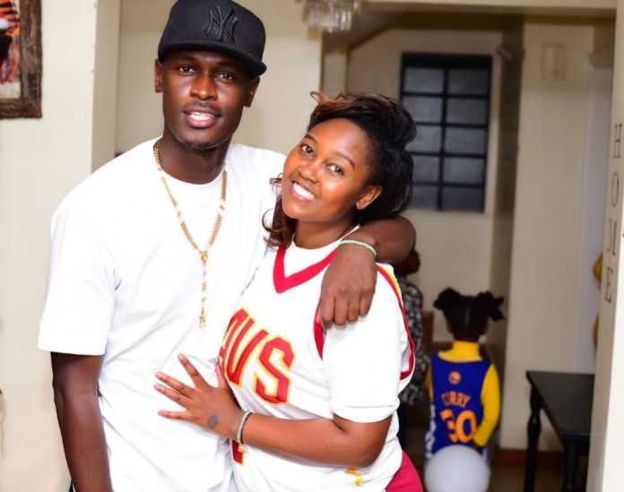 king kaka 1 696x549 - 'I died…walking around with a dead baby' King Kaka's fiancée narrates undergoing miscarriage