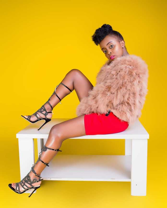 nadia mukami 34 696x870 - Exclusive : I'm not into men with money