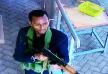 Salim Gichunge, one of the Dusit terrorists